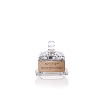 Doftljus Salvia & Viol
