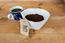 Återanvändbart Kaffefilter i Finaste Linne