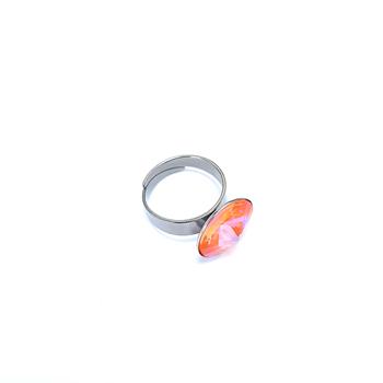 Glow Orange Ring