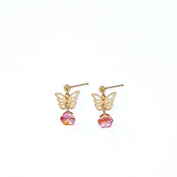Butterfly Little Earrings