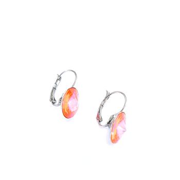 Glow Orange Earrings