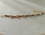Flower Granat Bracelet
