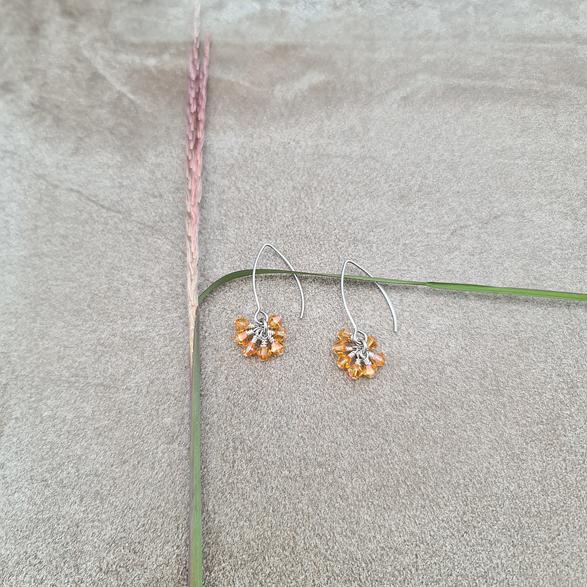 Earrings Chilli Marigold