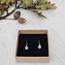 Acorn Silver Earrings