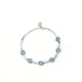 Flower Apatit Bracelet