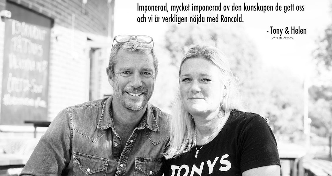 Tonys Restaurang Rancold Koncept