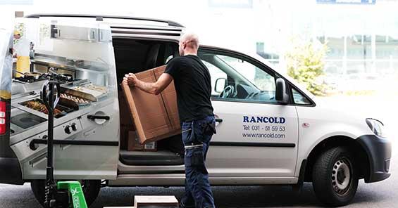 Rancold Transport, snabbt och enkelt