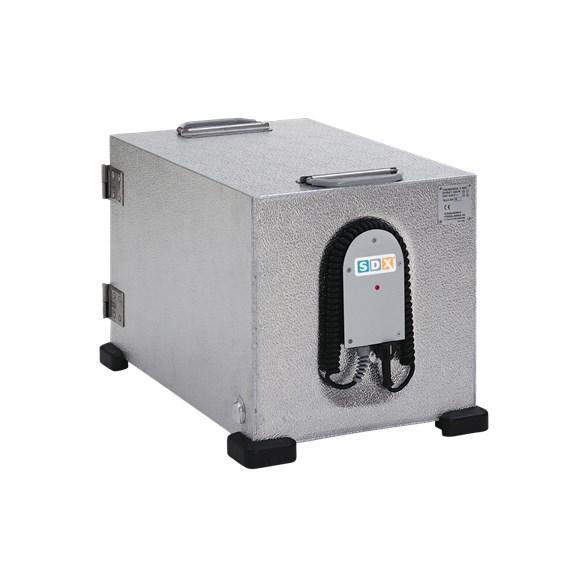 SDX Värmebox 4 x GN 1/1, Thermobox E600