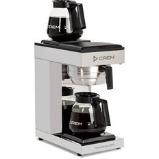 Crem Kaffebryggare A-2, 1.8L TK, 2 Kannor