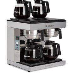 Crem Kaffebryggare DA-4, 2X1.8L TK, 4 Kannor