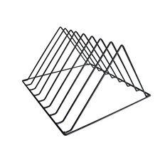 Brickstöd 9 st, Ståltråd, För brickor/Kantiner