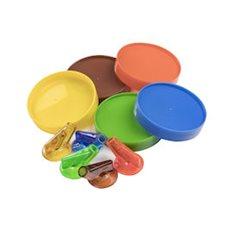 BBM Färgmarkeringar till Juiceflaska, Set om 5 olika färger