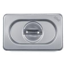 Exxent GN lock 1/9 rfr, Rostfritt 18/10