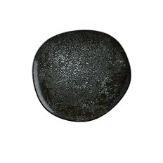 Bonna Flat tallrik 15cm, COSMOS BLACK, 12 st/fp