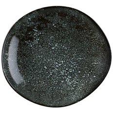 Bonna Skål/tallrik djup 26cmcm, COSMOS BLACK, 6 st/fp