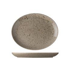 Patina Lifestyle Tallrik Oval 32cm Natural, 3 st/fp