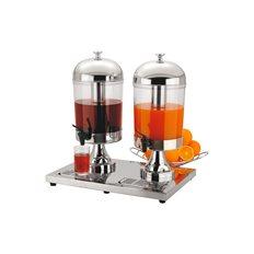 Patina Juice dispenser, dubbel