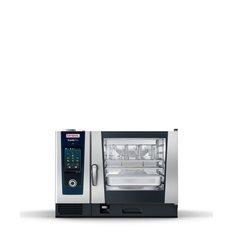 Rational iCombi Pro 6-2/1, 230 V, Naturgas E/H