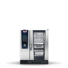 Rational iCombi Pro 10-1/1, 230 V, Naturgas E/H