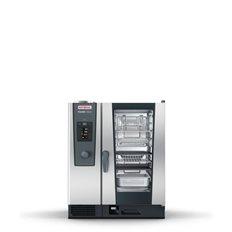Rational iCombi Classic 10-1/1, 230 V, Naturgas E/H