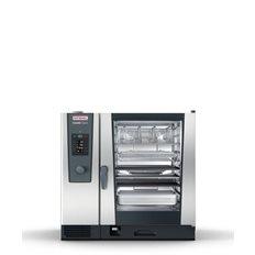 Rational iCombi Classic 10-2/1, 230 V, Naturgas E/H