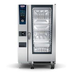 Rational iCombi Pro 20-2/1, 230 V, Naturgas E/H