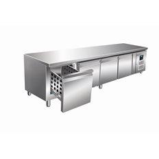 Saro Grillkylbänk 4 lådor, UGN 4100 TN-4S