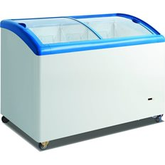 Scancool Glassfrys SD 352 E, 260 L, 3 Korgar