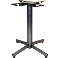 Stable Table Bordstativ Classic 64, Ø 70-80 / 60x60, 60x70, H 72cm