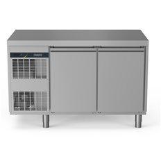Zanussi Frysbänk 2 Dörrar, -22-15°C, Kompressor, 290L