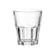 Merx Team Snapsglas 4,5 cl Granity, Härdat glas, stapelbar, 48 st