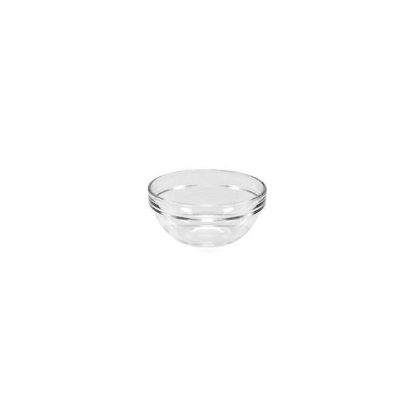 Merx Team Skål Ø 12 cm, stapelbar, Härdat glas, 38,5 cl, 6 st