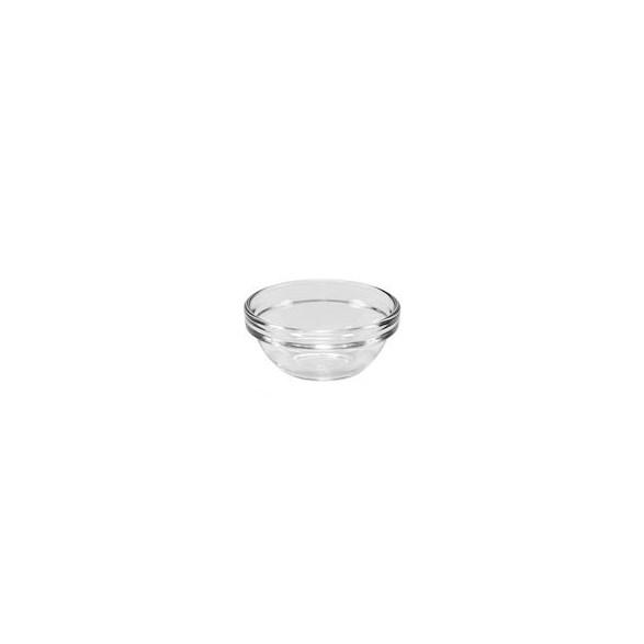Merx Team Skål Ø 6 cm, stapelbar, Härdat glas, 3,5 cl, 6 st
