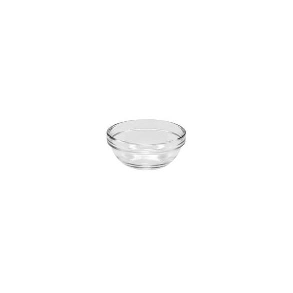 Merx Team Skål Ø 10 cm, stapelbar, Härdat glas, 24,5 cl, 6 st