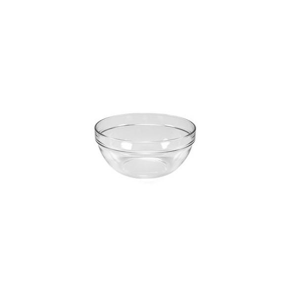 Merx Team Skål Ø 23 cm, stapelbar, Härdat glas, 2,9 L, 6 st