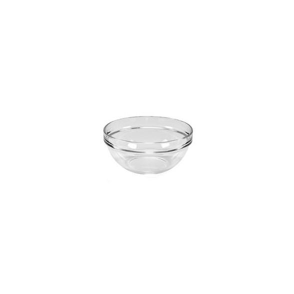 Merx Team Skål Ø 17 cm, stapelbar, Härdat glas, 1,1 L, 6 st