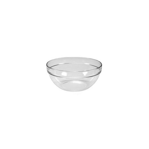 Merx Team Skål Ø 29 cm, stapelbar, Härdat glas, 6,0 L, 6 st