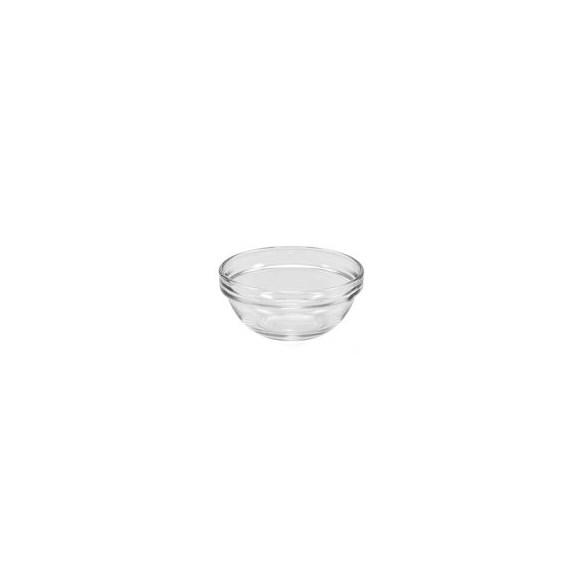 Merx Team Skål Ø 9 cm, stapelbar, Härdat glas, 15 cl, 6 st