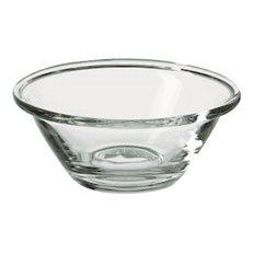 Merx Team Glasskål Ø 18 cm Chef, Härdat glas, 50 cl, 6 st