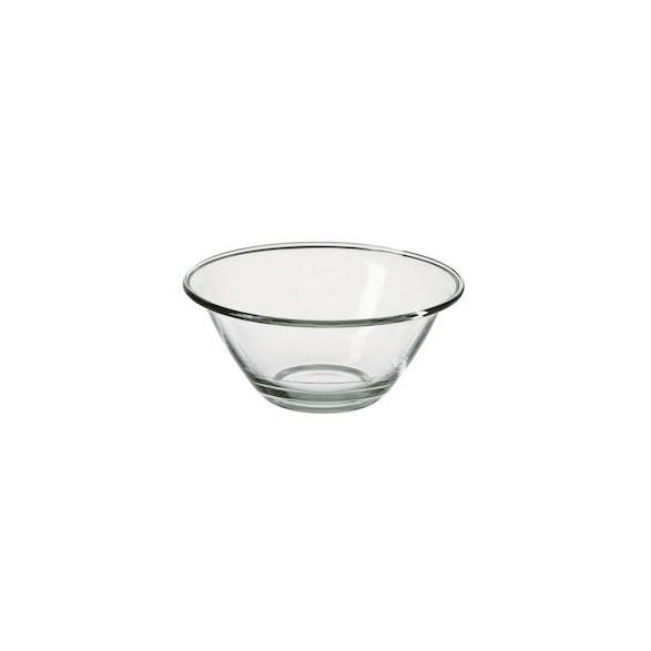 Merx Team Glasskål Ø 26 cm Chef, Härdat glas, 2,0 L, 6 st