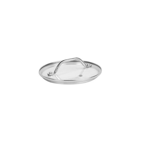 Exxent Glaslock Ø 16 cm, Härdat glas