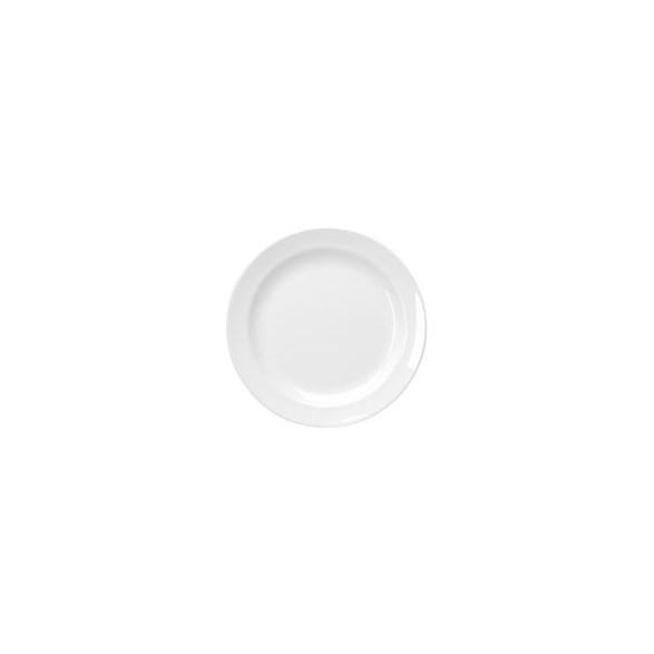 BBM Tallrik flat Ø 19,5 cm, Melamin, 12 st