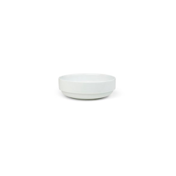 Exxent Skål Ø 16,5 cm, Fältspatporslin, stapelbar