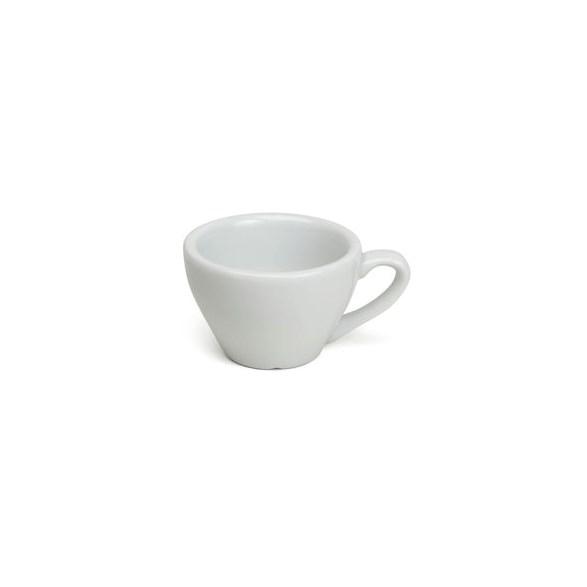 Exxent Espressokopp 8 cl Classic, Fältspatporslin, 6 st