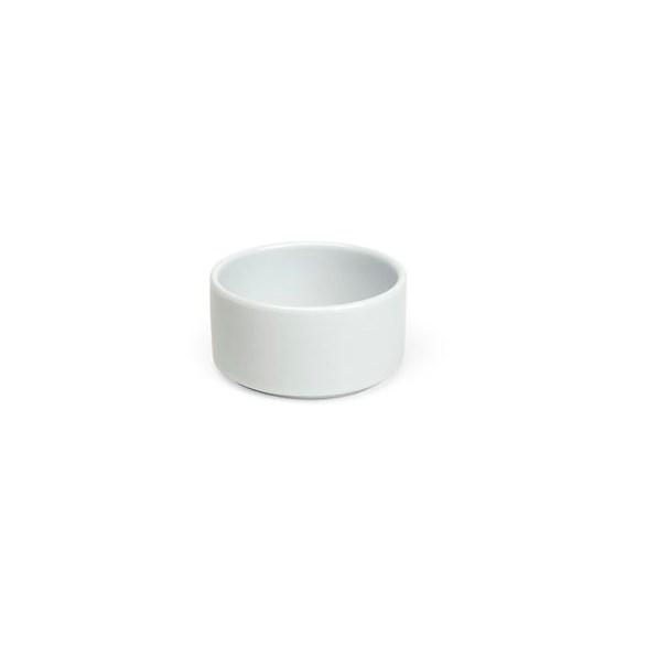 Exxent Sockerskål Ø 8 cm, Fältspatporslin, 6 st