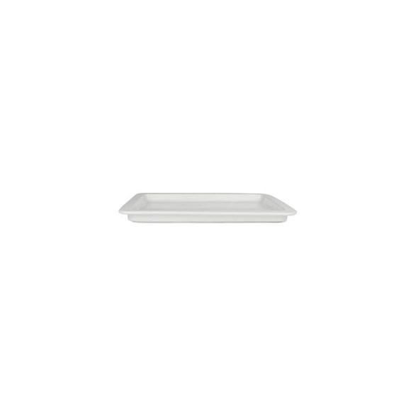 Exxent Fat GN 1/2, 2,5 cm, Fältspatporslin