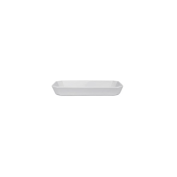Exxent Form 32x19 cm, Fältspatporslin