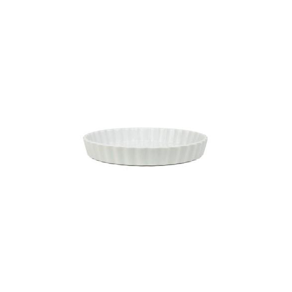 Exxent Pajform Ø 26 cm, Fältspatporslin