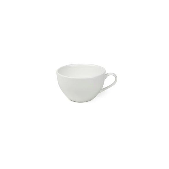 Exxent Kaffekopp 22 cl Letho, Förstärkt benporslin, 6 st