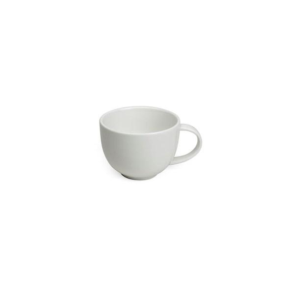Exxent Kaffekopp 22 cl Zeus, Förstärkt benporslin, 6 st